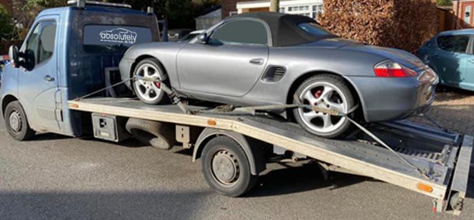 Car Recovery Croydon