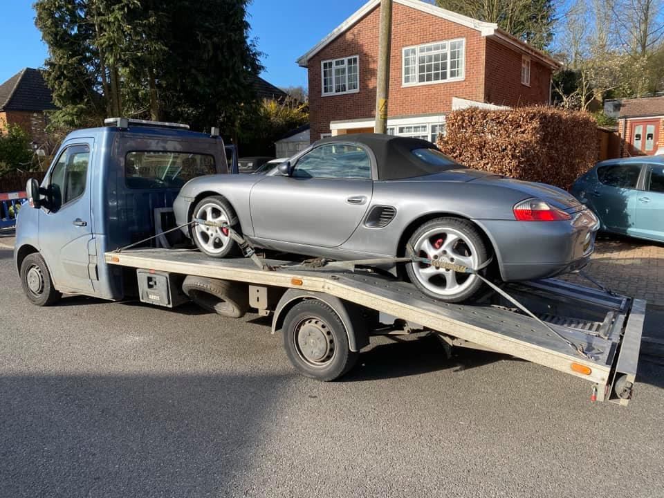 Sell My Car - Bromley